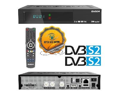 OS MINI DVB-S2 + DVB-S2
