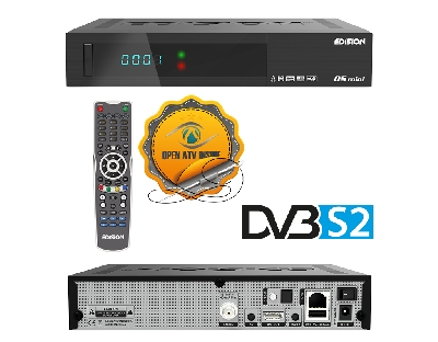 OS MINI DVB-S2