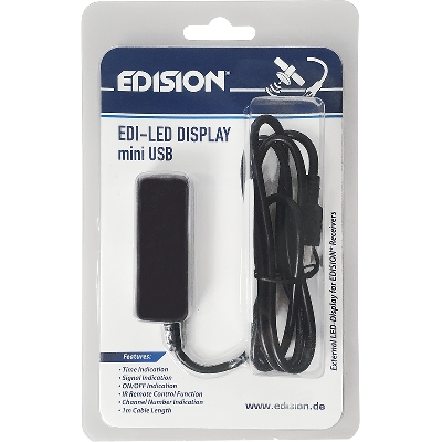EDI-LED Display mini USB