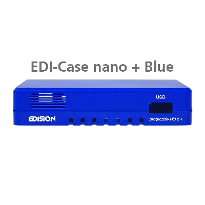 EDI-Case nano plus Μπλε