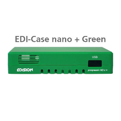 EDI-Case nano plus Πράσινο