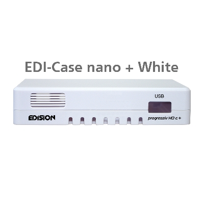 EDI-Case nano plus Ασπρο