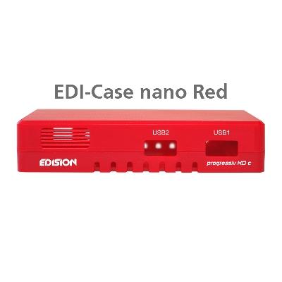 EDI-Case nano Κόκκινο