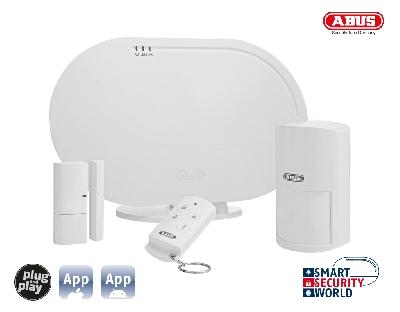 FUAA35001A Smartvest Wireless Alarm Basic Set