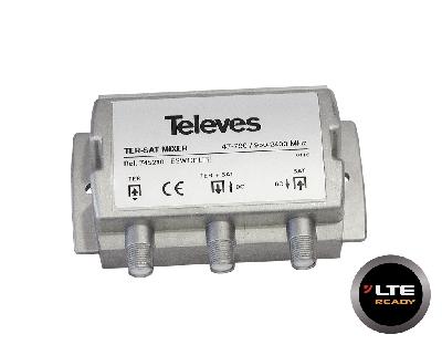 745210 TV-SAT(dc) Mixer/Diplexer LTE