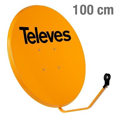 7534 ΚΑΤΟΠΤΡΟ 100 STEEL πορτοκαλί