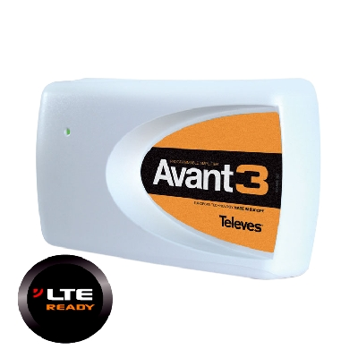 532740 AVANT-3 LTE MINI HEADEND 5UHF Filters