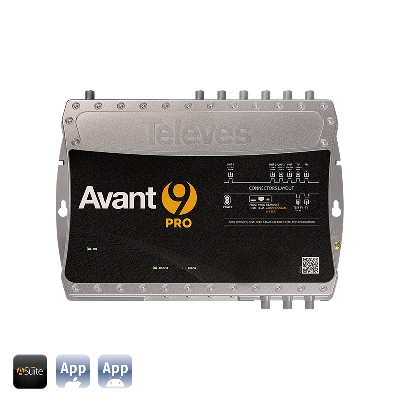 532021 AVANT-9 Pro 10 Filters