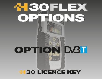 593231 Option DVB-T for H30FLEX