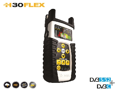 593303 H30FLEX DVB-S/S2 + DVB-C
