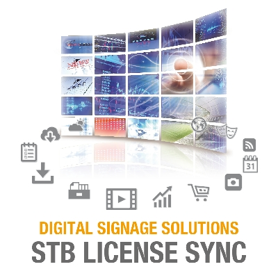 831806 D.S. STB LICENSE SYNC