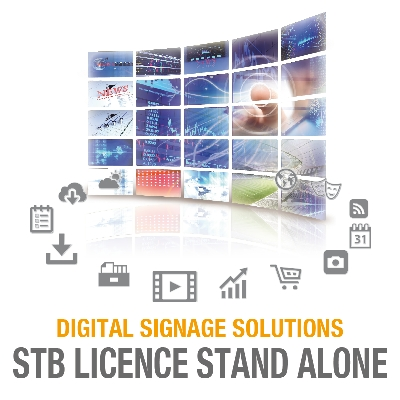831808 D.S. STB LICENCE STAND ALONE