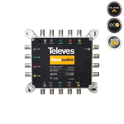 714905 NEVOSWITCH SPLITTER 5x5x5