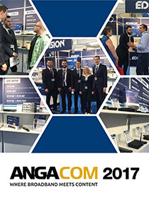 EDISION AT ANGACOM 2017
