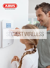 ABUS SECVEST Wireless Alarm System